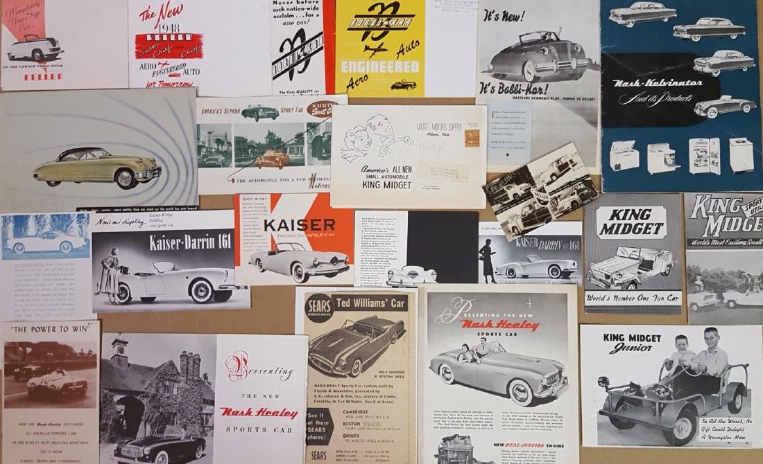 Misc sports and low production brochures - 4