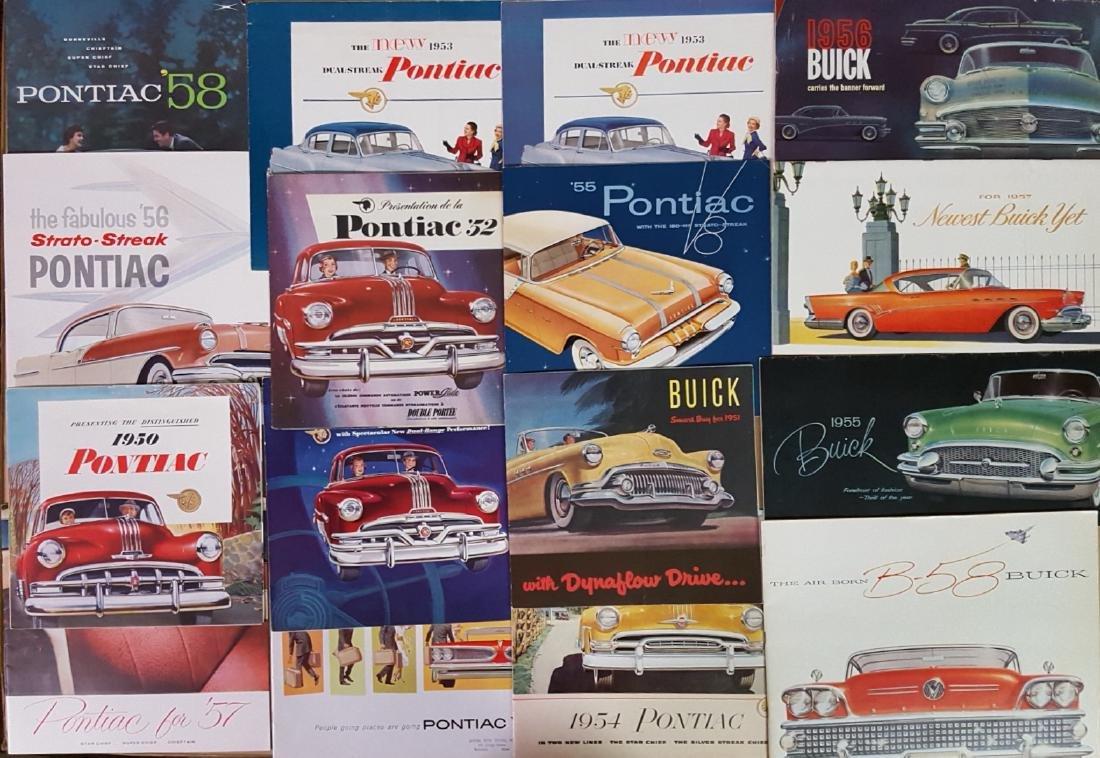 1950's-1960's GM brochures - 3