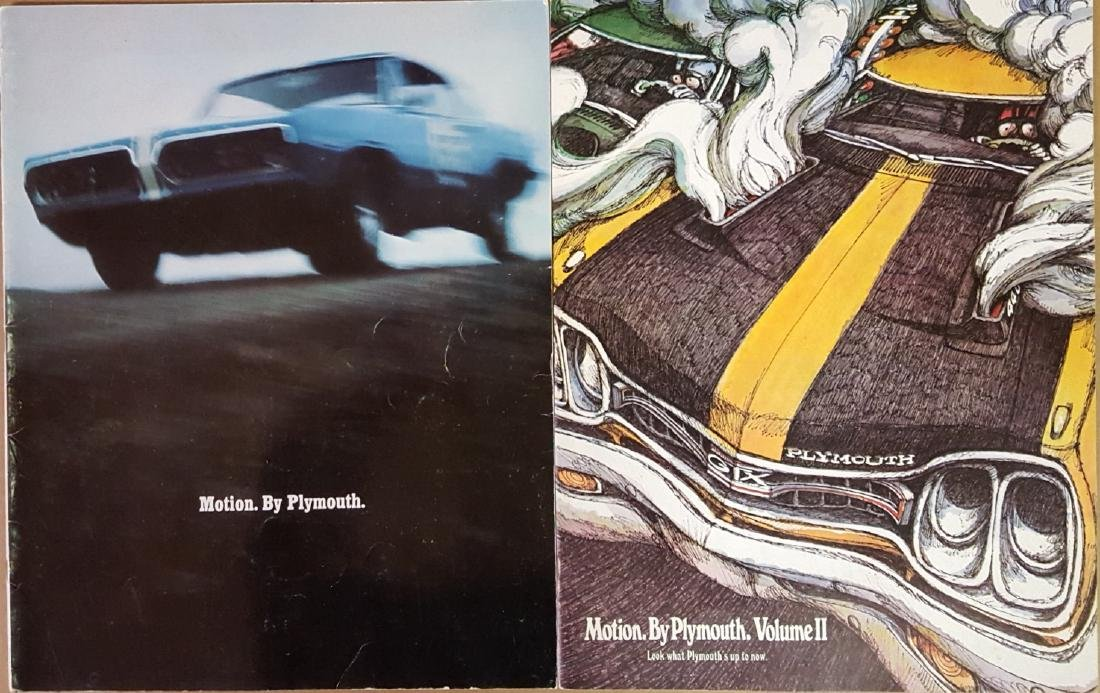 1950's-1960's Chrysler products brochures - 4