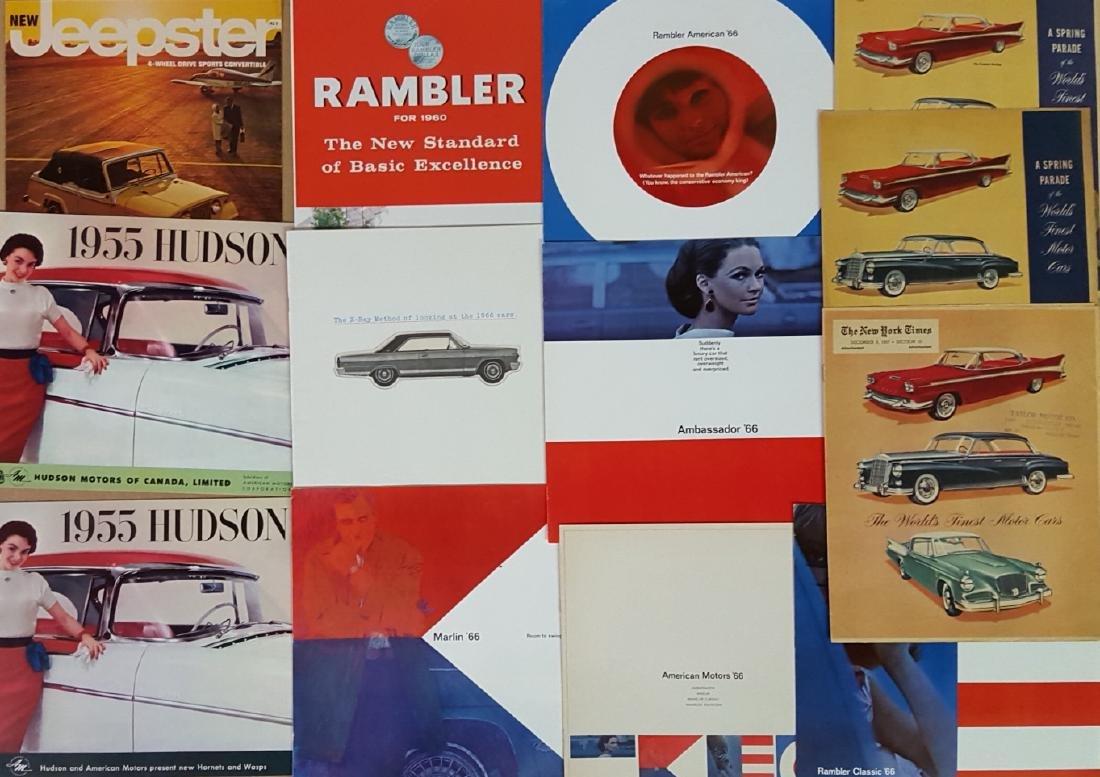 1940's-1960's independent brochures - 3