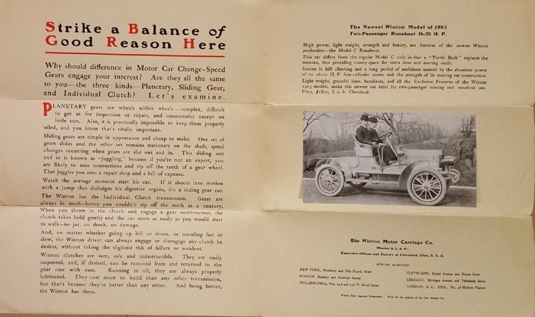 Early car catalogs - 2