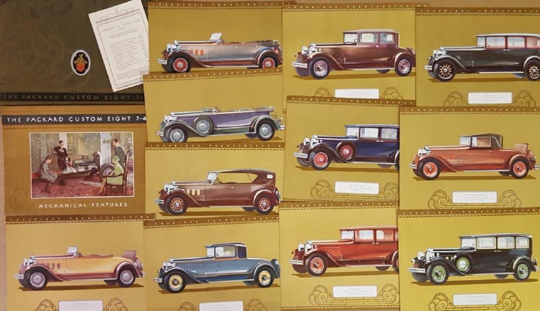 1929-1930 Packard portfolios - 3