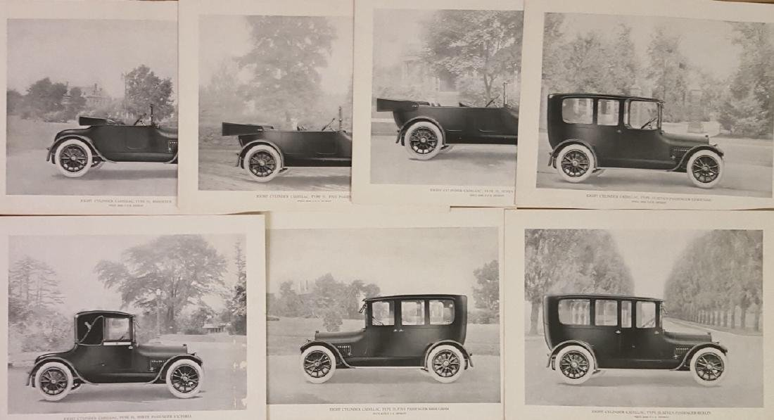 1915-1925 Cadillac items - 2
