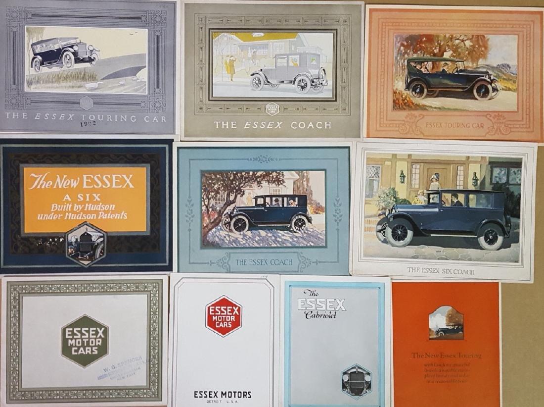 1910-1925 Hudson brochures - 3