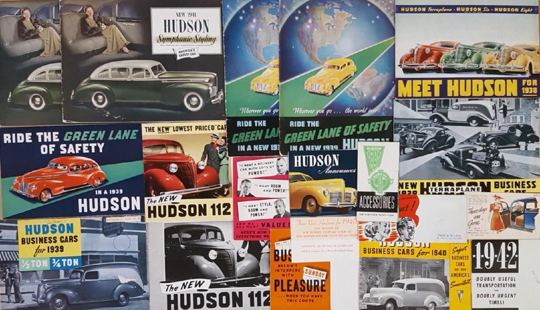 1938-1947 Hudson brochures - 3
