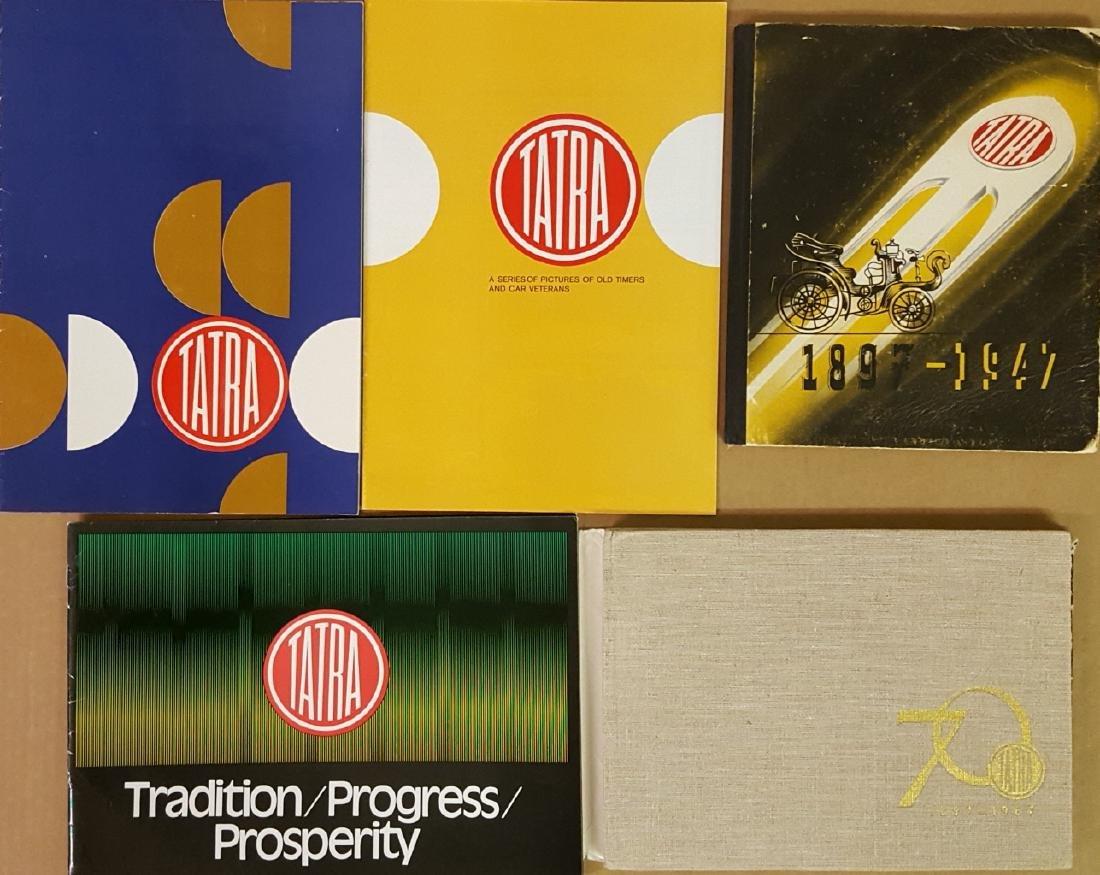 1932-1954 Tatra items