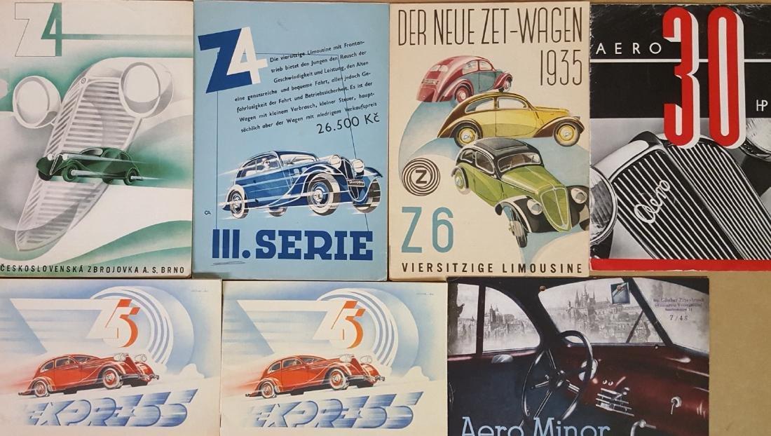 Z, Aero, Aero Minor items - 2