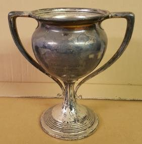 1921 dated trophy - First Prize, Riverhead, NY