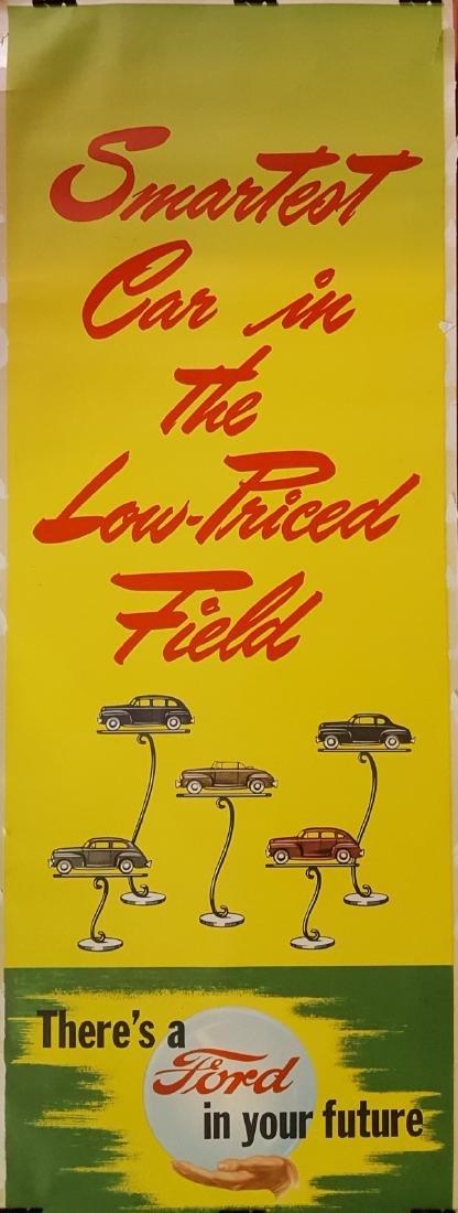 1946-48 Ford dealer posters