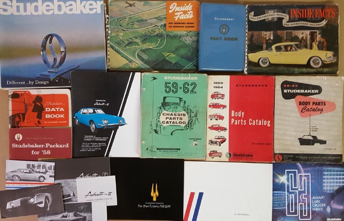 1950's-1960's Studebaker items
