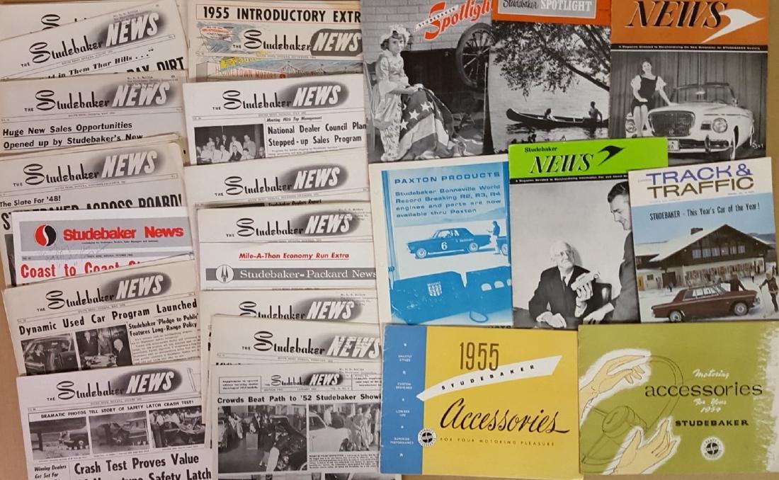 1950's-1960's Studebaker items - 2