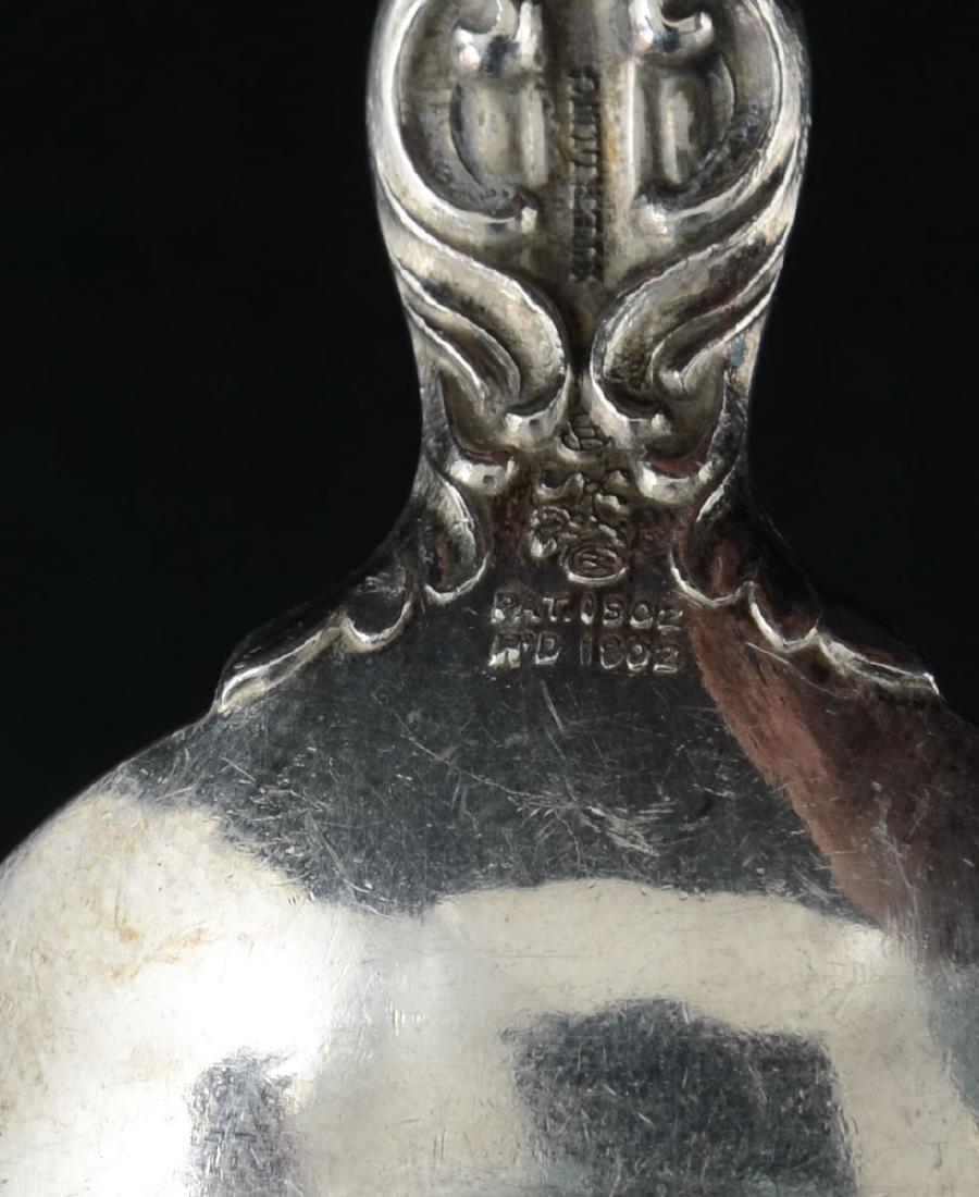 13 Pieces Antique Sterling Flatware - 6