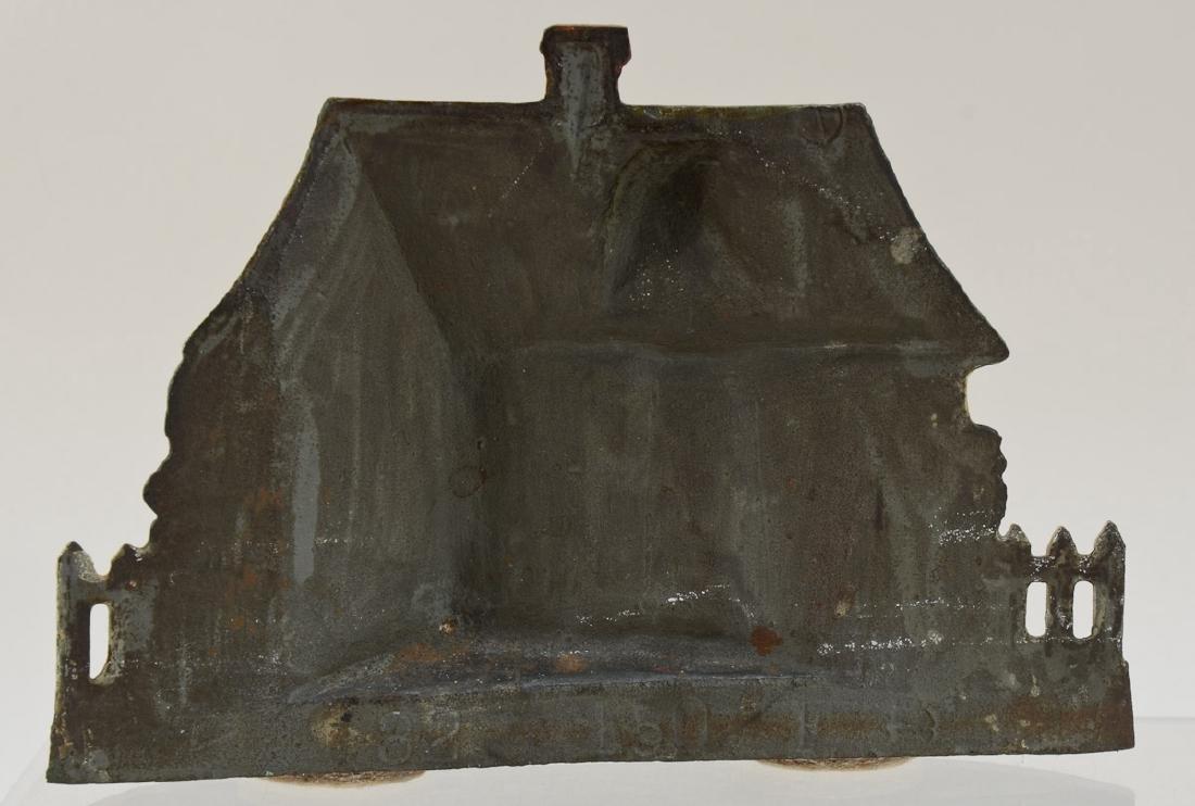 Antique Cast Iron Door Stop - 2