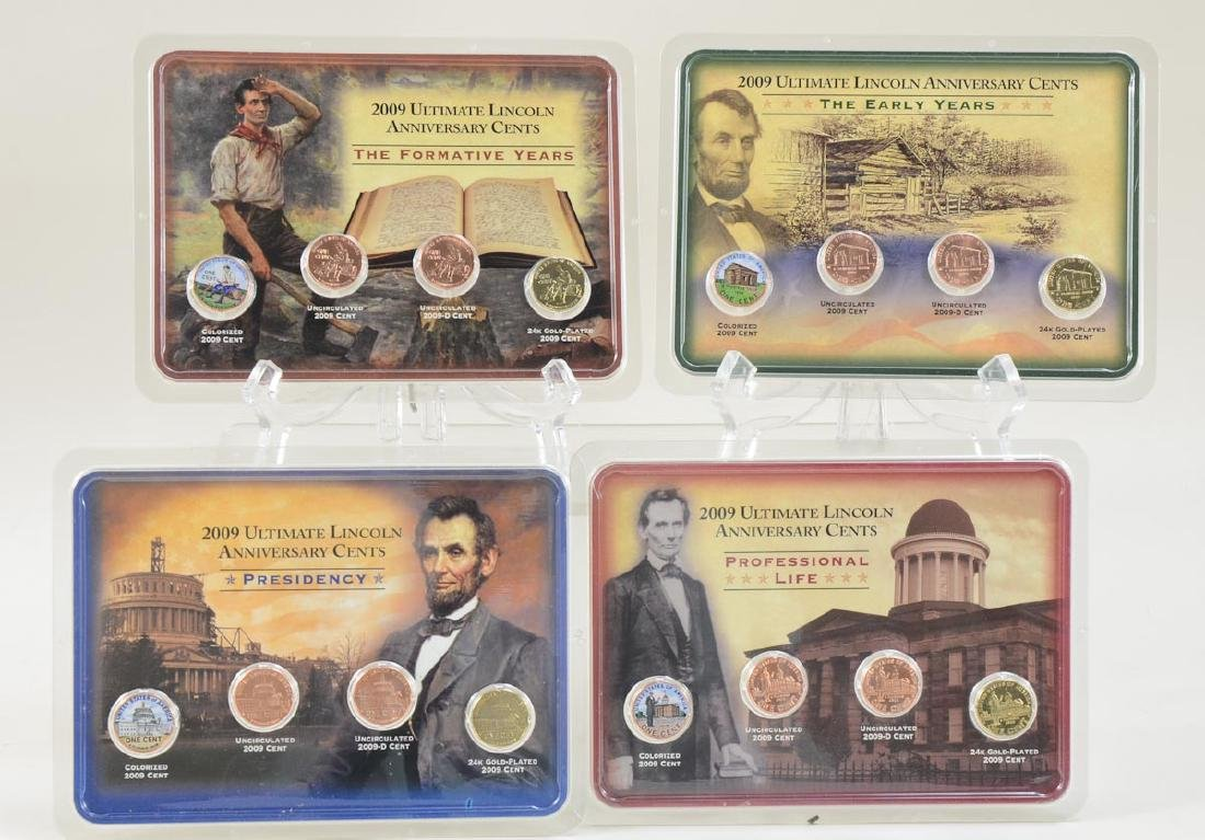 United States Mint Coin Sets - 2