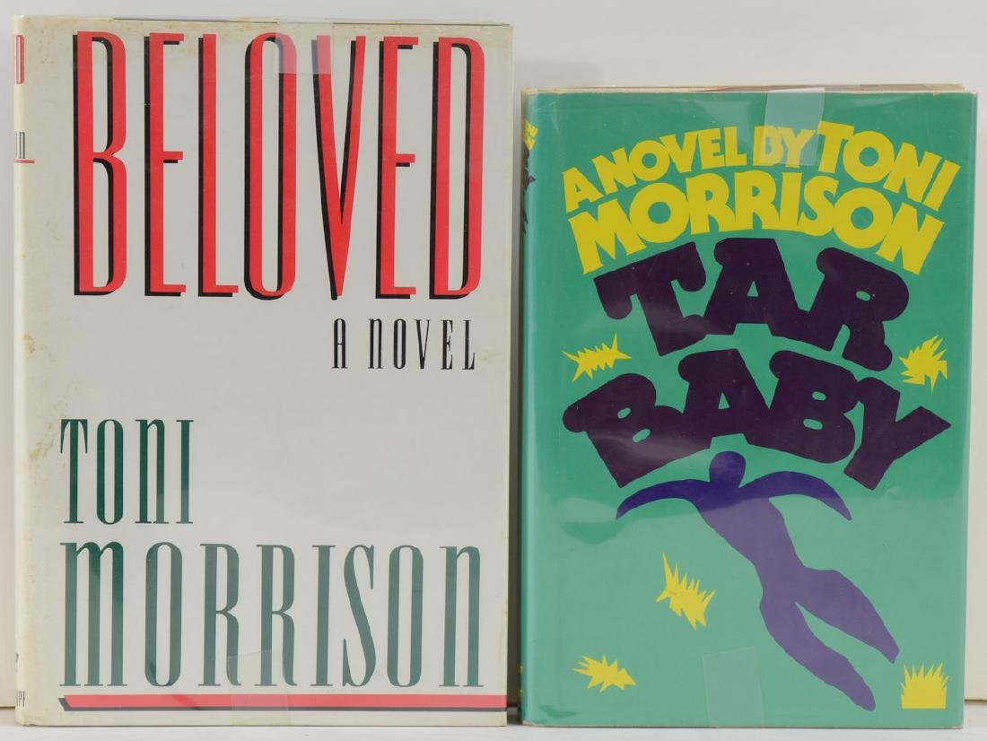 Two Toni Morrison Books