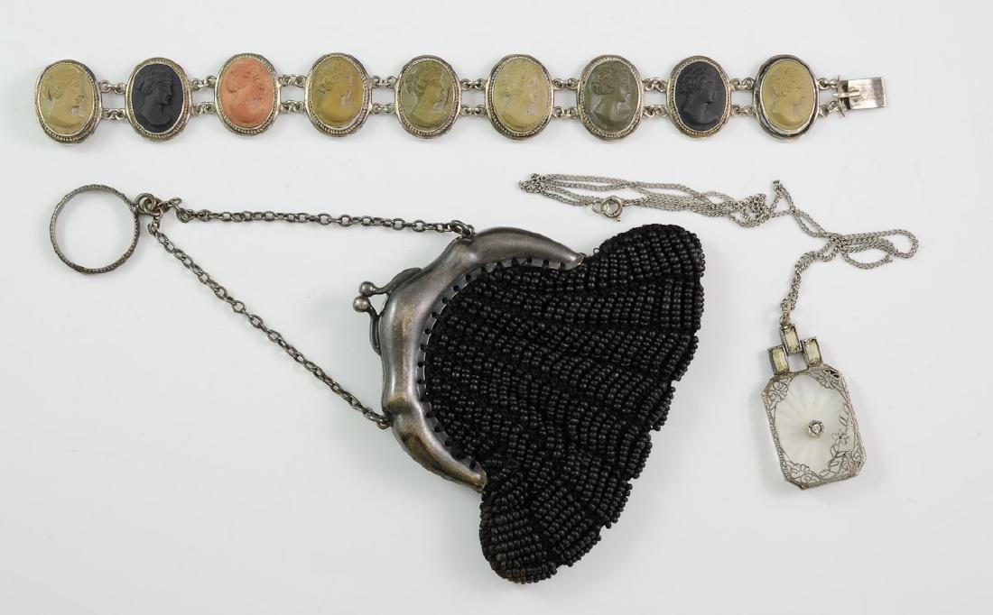 3 Pcs Antique Ladies Fashion Jewelry