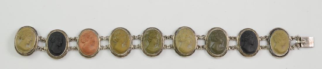 3 Pcs Antique Ladies Fashion Jewelry - 3