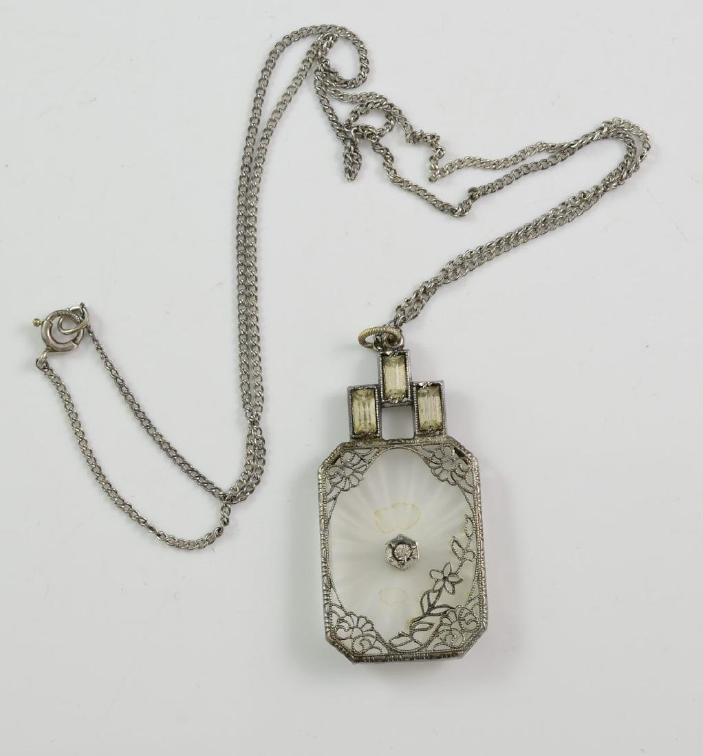 3 Pcs Antique Ladies Fashion Jewelry - 5
