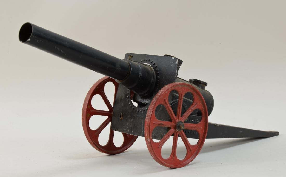 Vintage Toy Signal Cannon