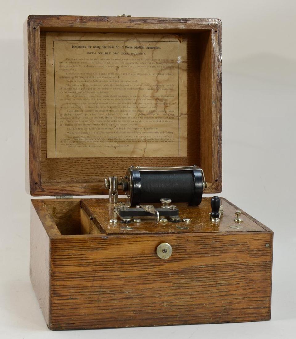 Antique Quack Medical Apparatus