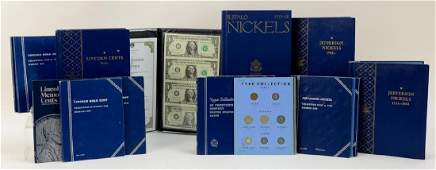 US Coin and Currency Collection