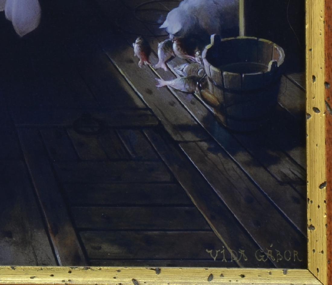 """Vida Gabor: """"The Fisherman"""" - 3"""