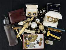 Vintage Mens Jewelry and smalls