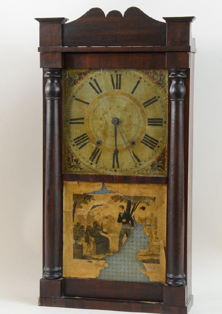 Salem Holman Wooden Works Clock