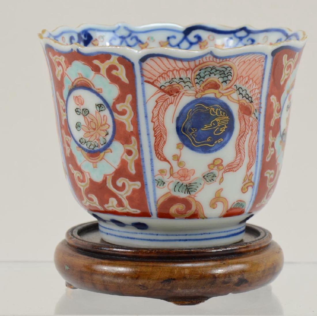 Antique Imari Porcelain cup