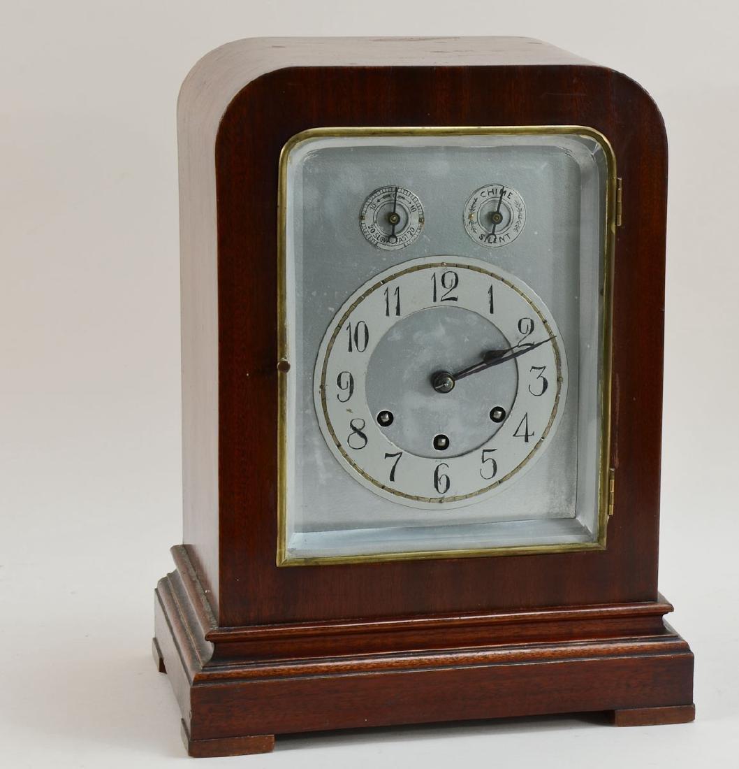 Gustave Becker Mantle Clock