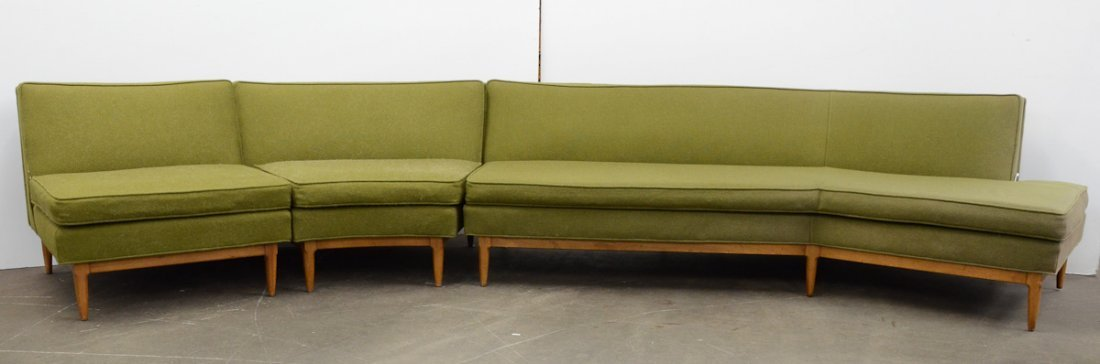 Tomlinson Sophisticate sectional sofa