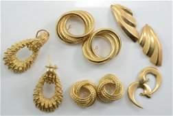 Ladies 14K Earring Group