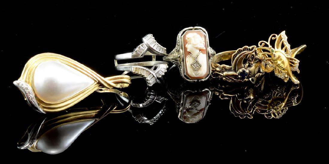 Estate Fine Jewelry Group