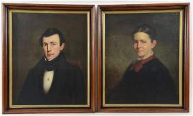 Two Early American Portraits