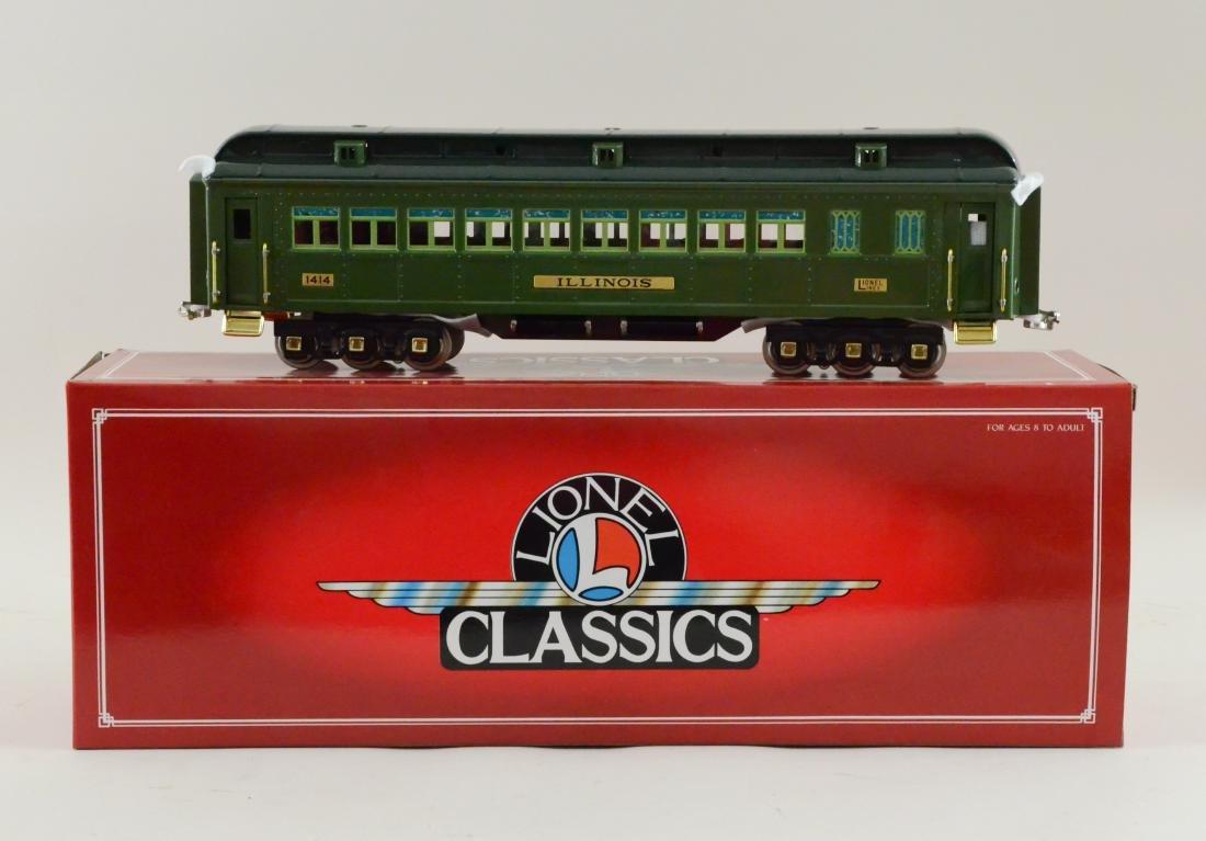 Lionel Classics 1414 Illinois Passenger Car