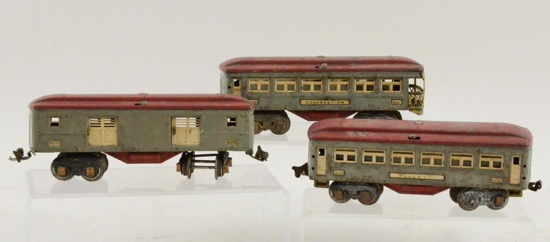 Lionel Pre War Passenger Cars
