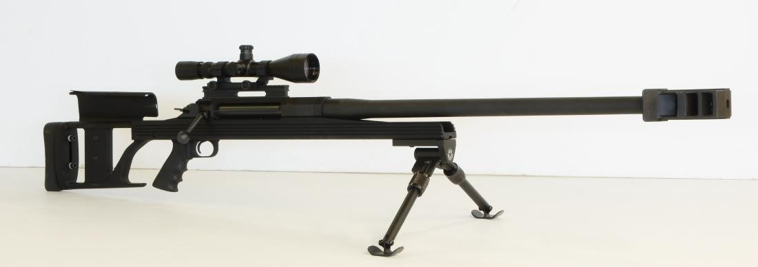 Armalite AR-50A1 .50 BMG Bolt Action Rifle