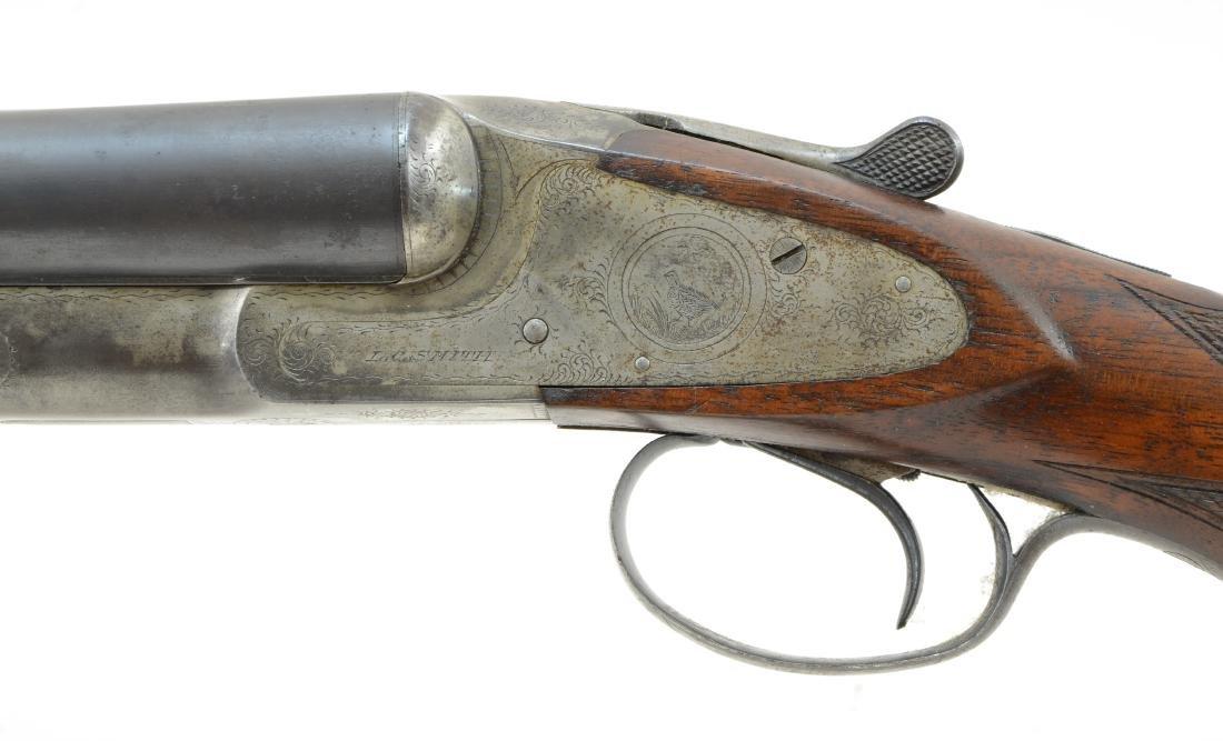 L.C. Smith No. 2 SxS Shotgun