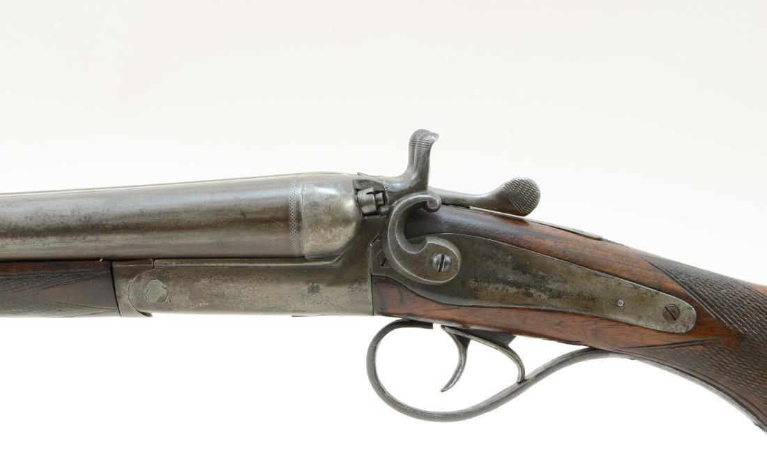 Gordon Gun Co. 12ga SxS