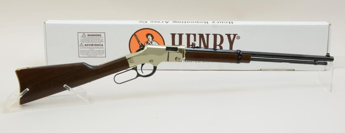 Henry Golden Boy .22 Lever Rifle