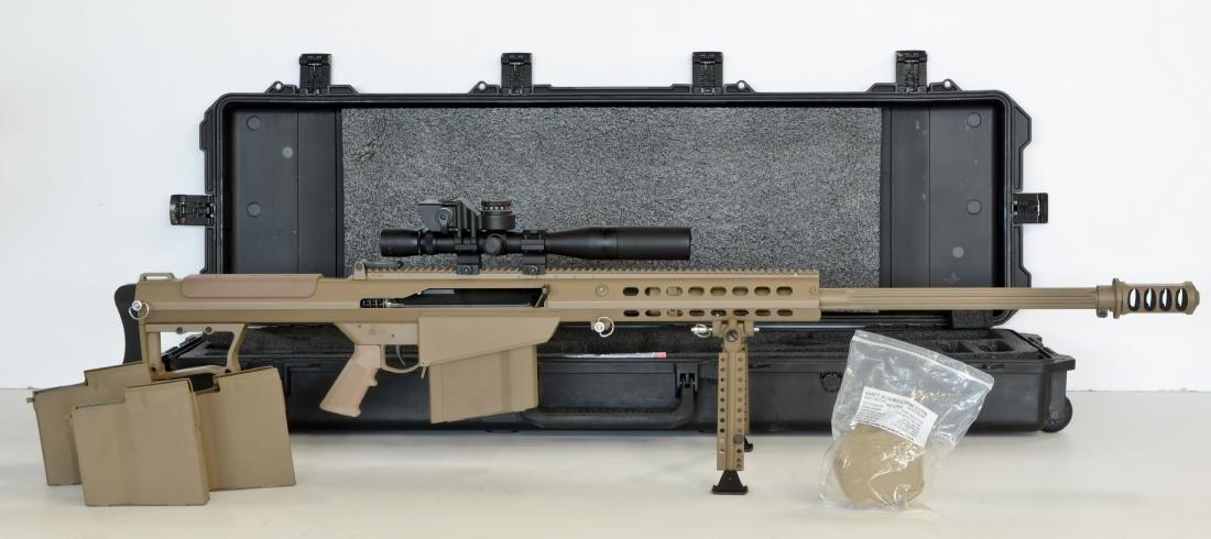 Barrett M107A1 .50 BMG Complete