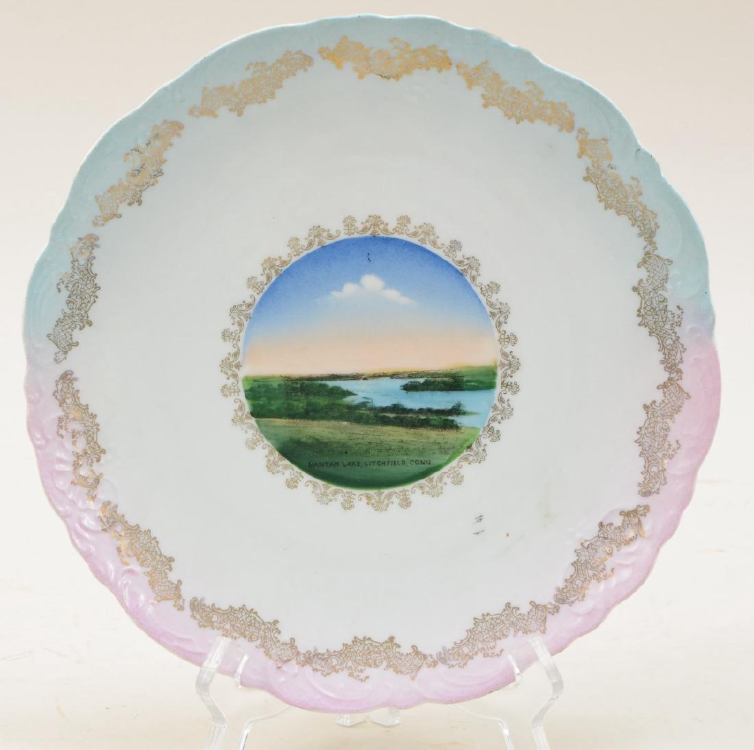 Souvenir plate bantam lake ct wheelock souvenir plate bantam lake ct 1betcityfo Gallery