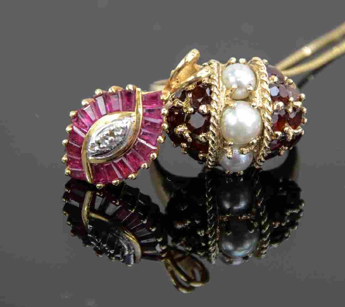 Ladies 14K Jewelry Group
