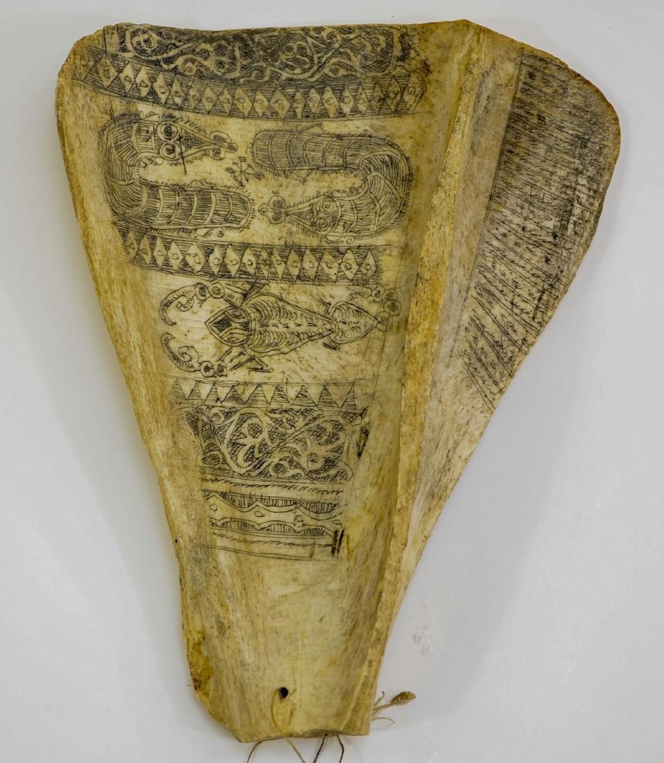 Indonesian Bone Carving