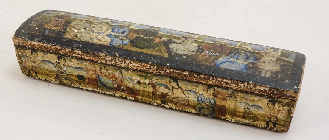 18th Century Persian Paper Box