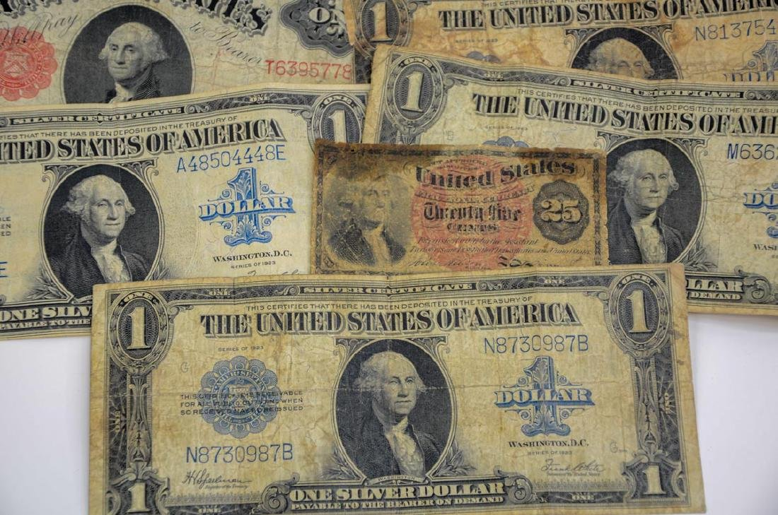 US Currency Group - 2