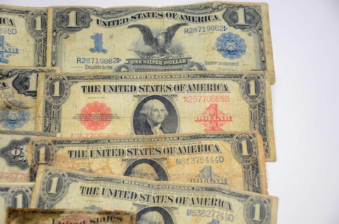 US Currency Group - 4