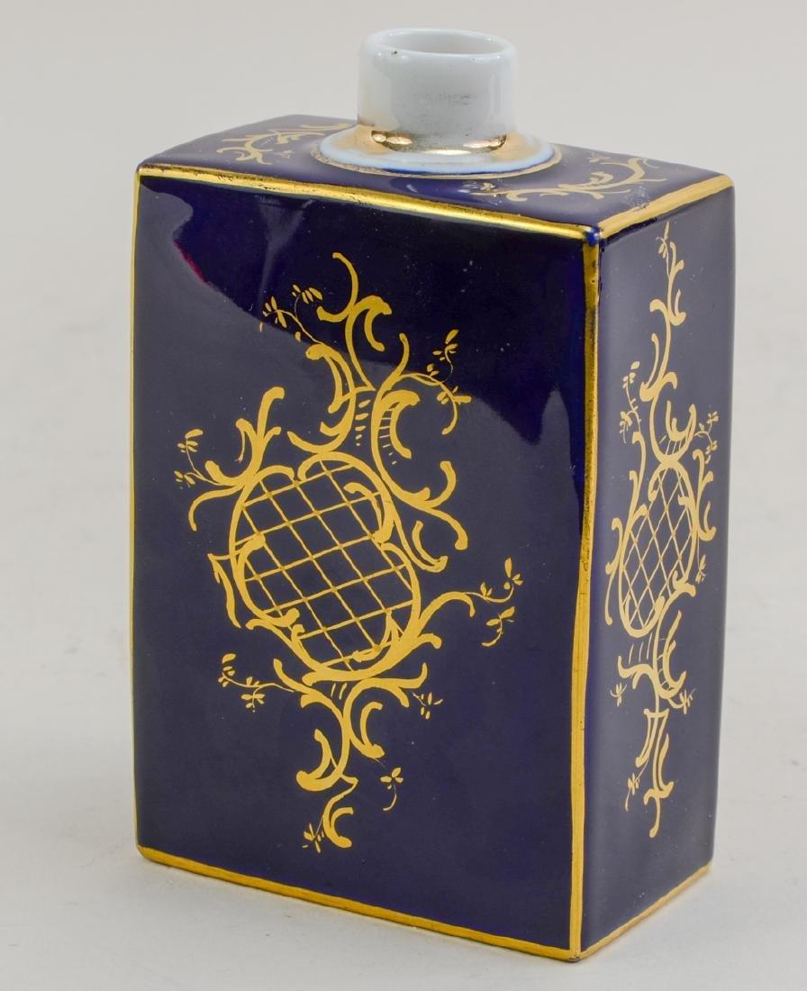 Royal Vienna Porcelain Tea Caddy - 3