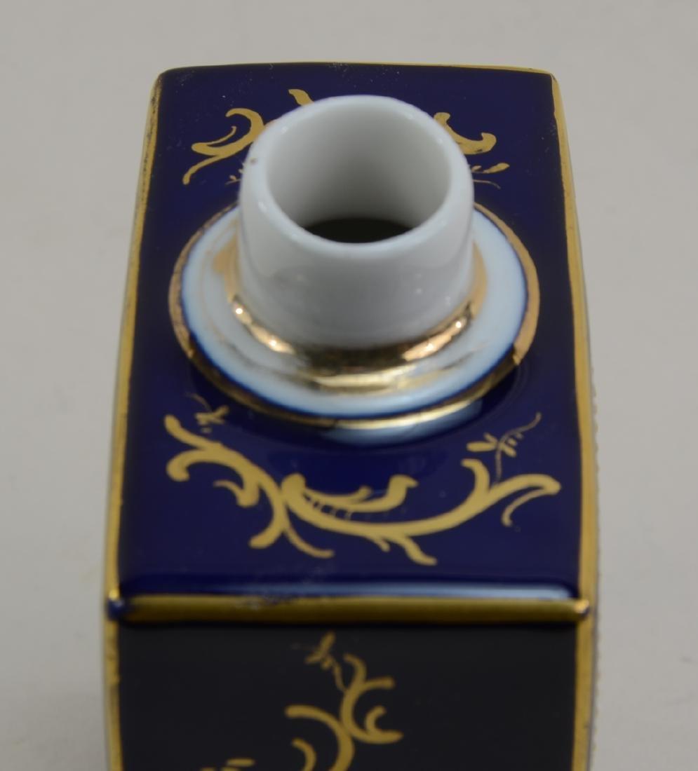 Royal Vienna Porcelain Tea Caddy - 5