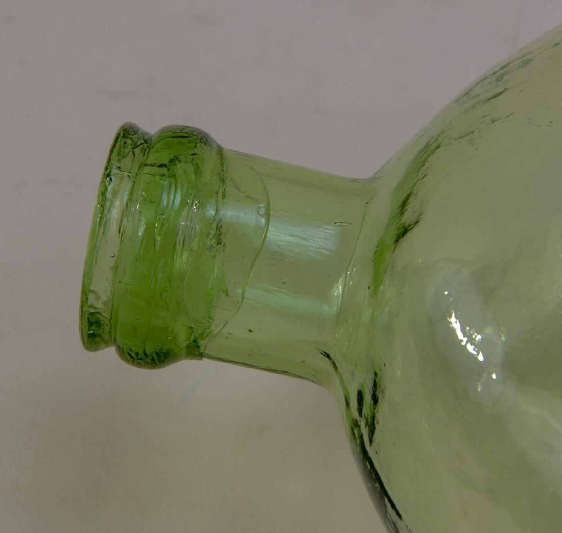Union No. 2 Glass Flask Bottle - 2